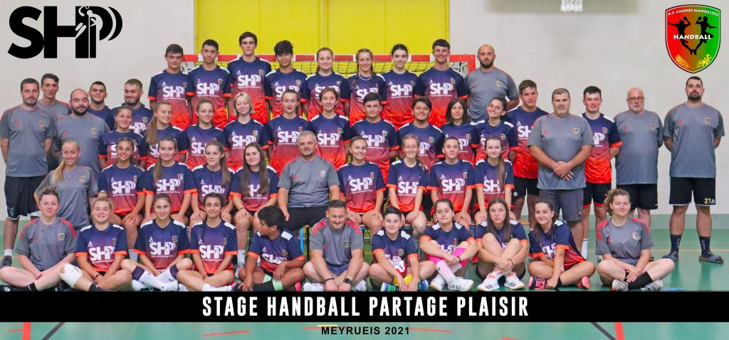 STAGE HANDBALL PARTAGE PLAISIR